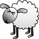 Methane-burping sheep