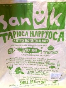 Tapioca bag