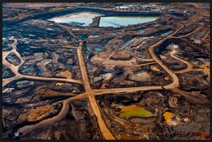 Alberta tar sands